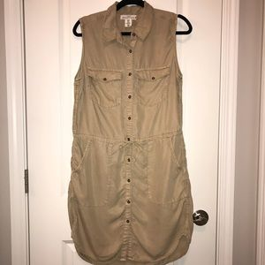 LOGG Khaki Dress